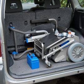 LIFTKAR PT in the trunk