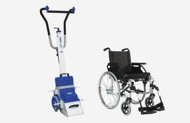 LIFTKAR PT Wheelchair WTB (incl. adapter)