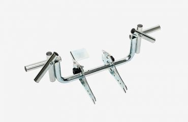 LIFTKAR PTR Folding wheelchair retention arm