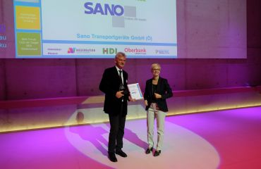 BBA Best Business Award by European Region Danube-Vltava