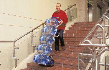 LIFTKAR  stairclimbers for ergonomical support