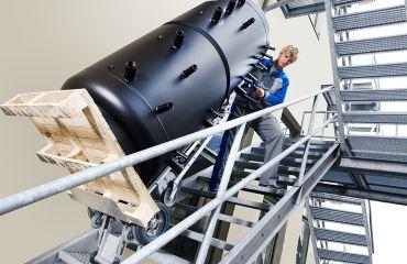 Launch of LIFTKAR HD: load capacity up to 330 kg