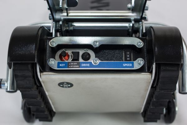 control panel - base unit