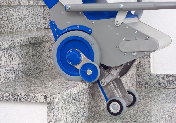 robust step edge brake