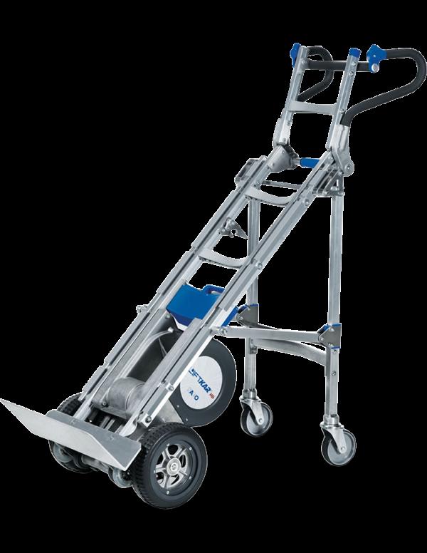 Powered stairclimber LIFTKAR HD Fold-Dolly