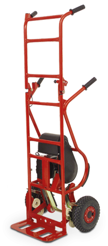 electric stairclimber in steel - LIFTKAR MTK