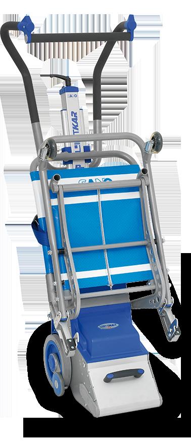 Powered stairclimber LIFTKAR PT Fold