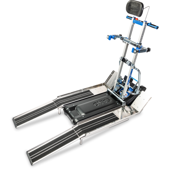 Powered tracked stairclimber LIFTKAR PTR-L