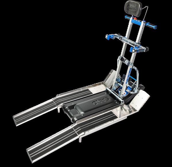 Powered tracked stairclimber LIFTKAR PTR-L
